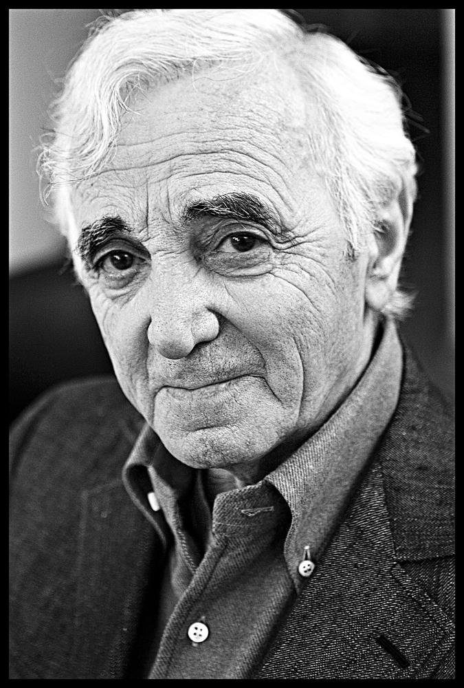 Charles Aznavour ✞
